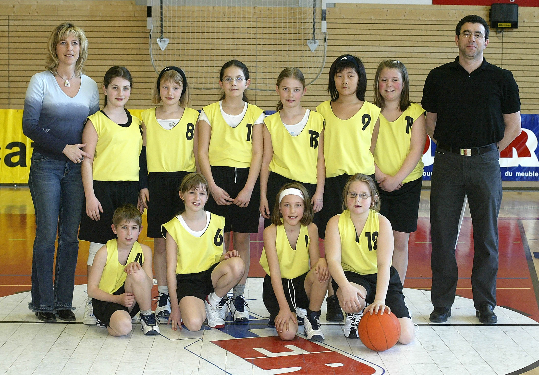 28 03 2004 BB AS Zolwer Fillettes B  Photo: Jeff Lahr