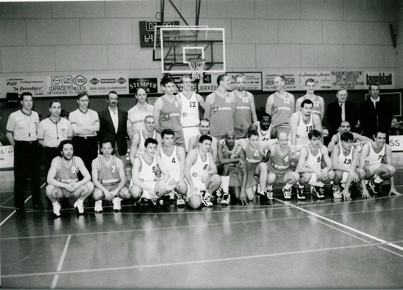 All Stars Game Zolwer 1997